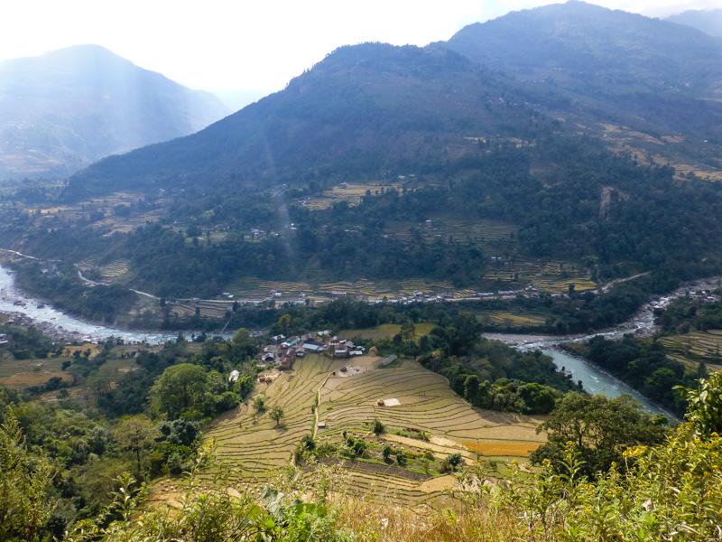 2 trekking latwe szlaki w himalajacj
