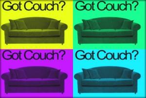 got couch