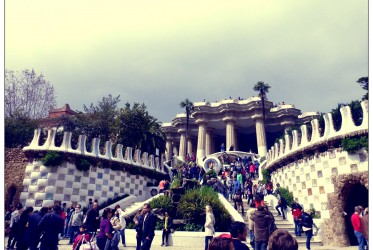Brama do Parku Guell