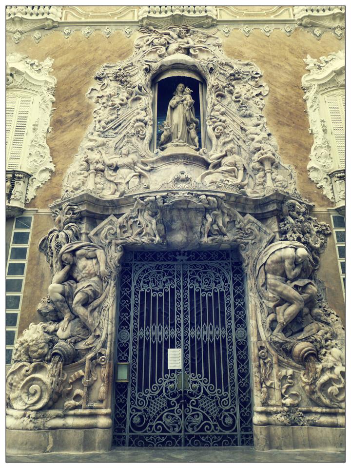 architektura walencja