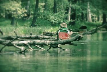 spływ z przeszkodami