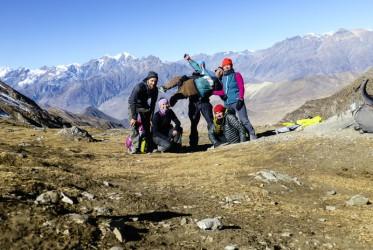 21 polacy na szlaku annapurna