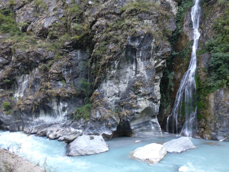 6 wodospady w okolicy annapurny