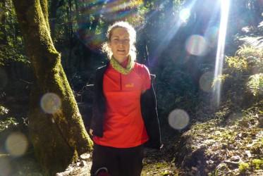 8 szlak w lesie annapurna