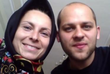 Ania i Rafał Iran