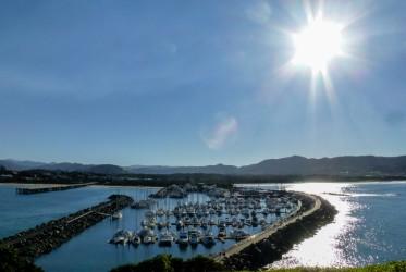 Coffs Harbour port miasto
