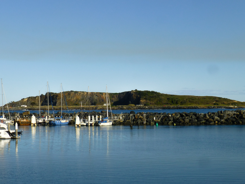 Coffs Harbour port
