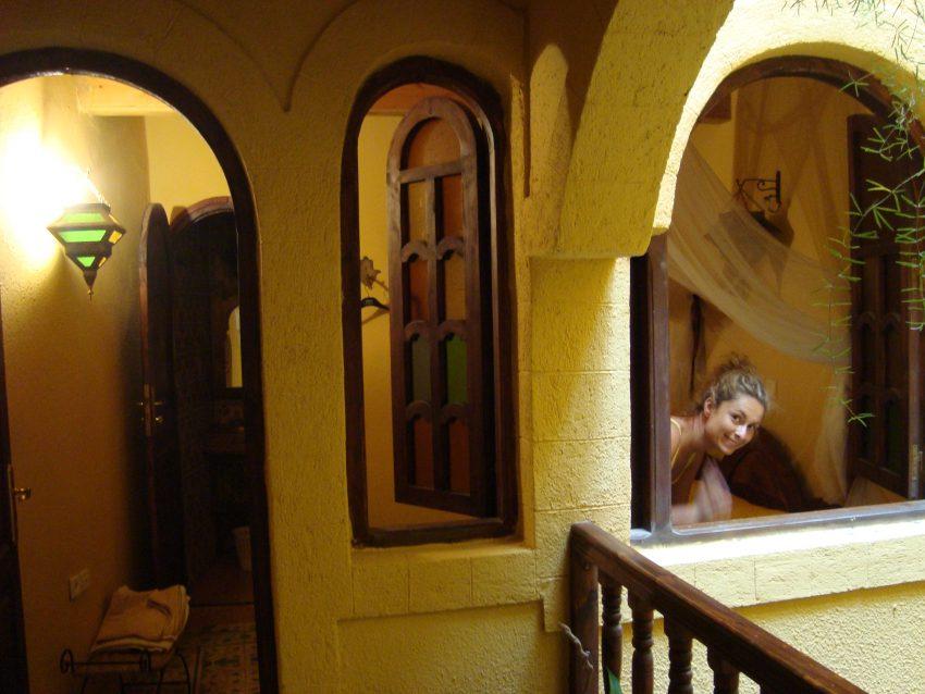 nocleg maroko