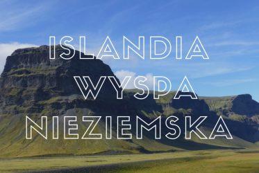 Islandia wyspa nieziemska