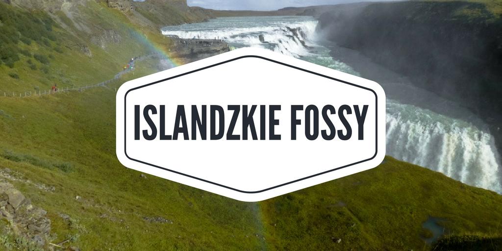 Islandzkie Fossy