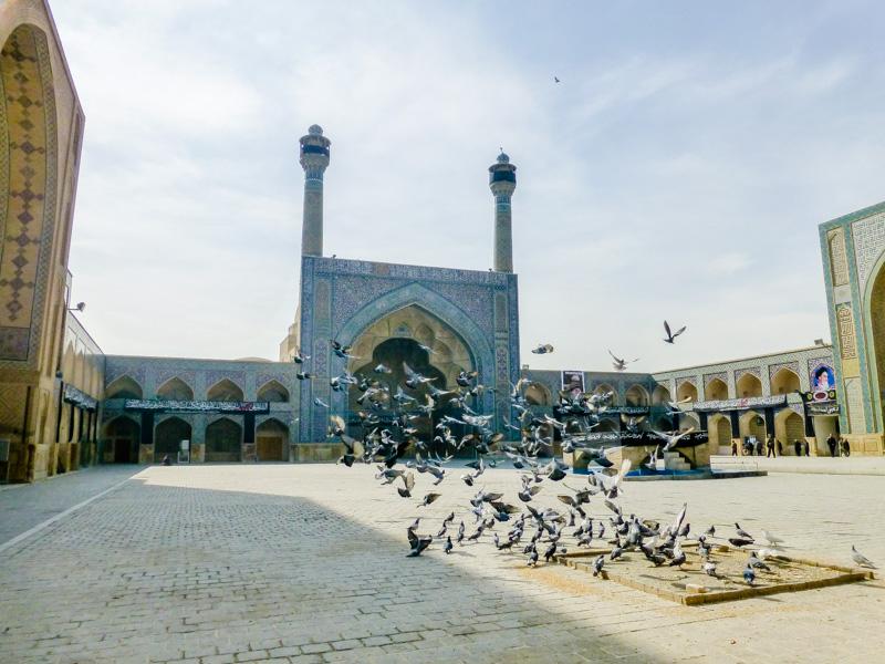 Meczet Masjid-e-Jameh jazd