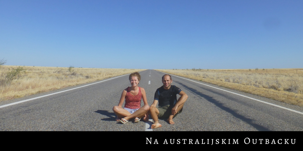 Na australijskim Outbacku