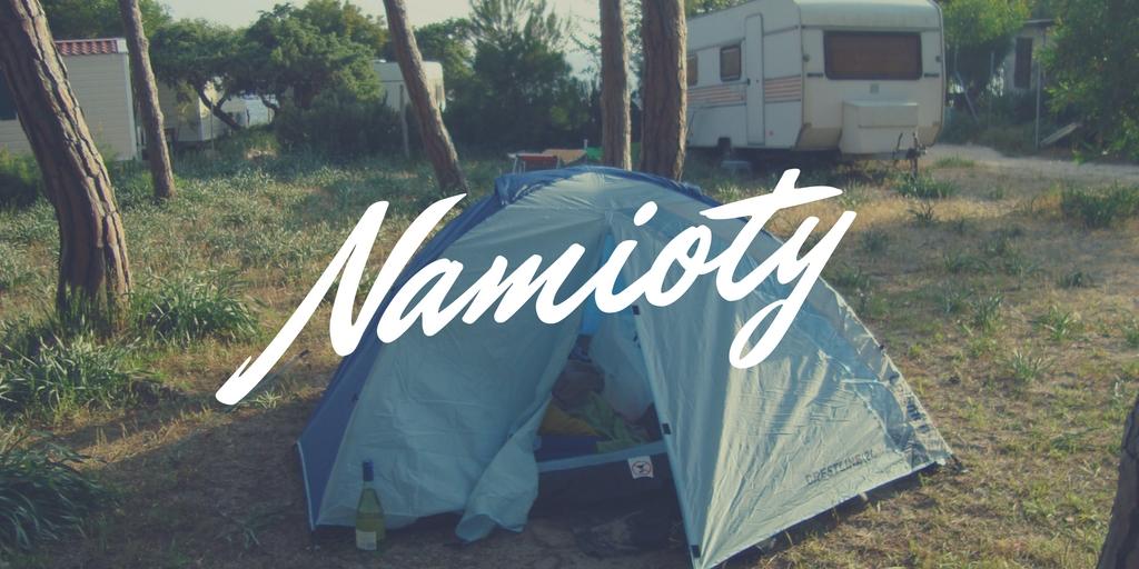 Namioty