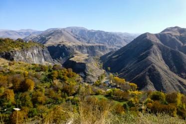 przyroda armenii