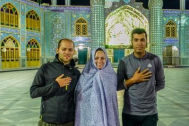 w meczecie