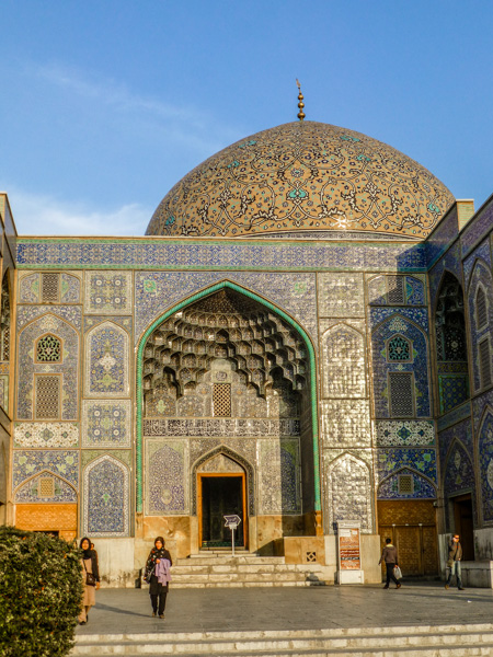 meczety iran