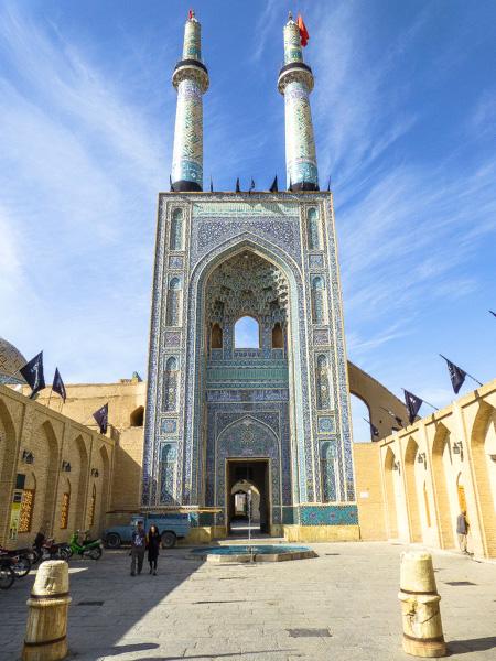 Meczet Masjid-e-Jameh