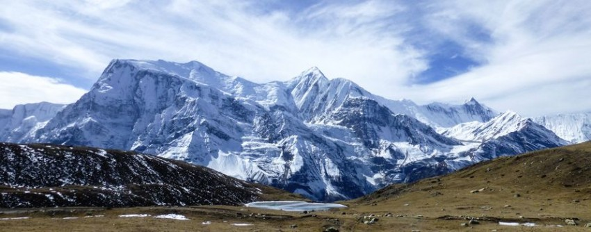 Sen o Himalajach