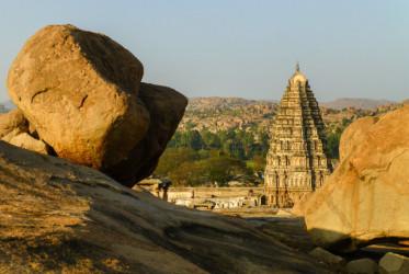 hampi świątynie
