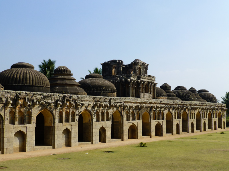 Elephant Stable hampi