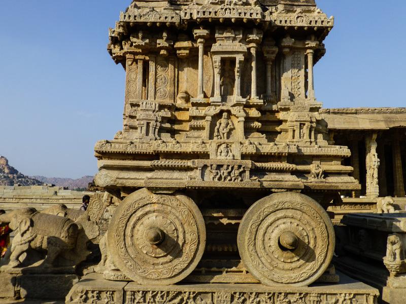 Rydwan w świątyni Vittala
