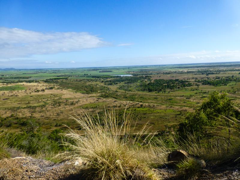 krajobrazy w australii