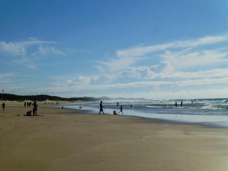plaża noosa