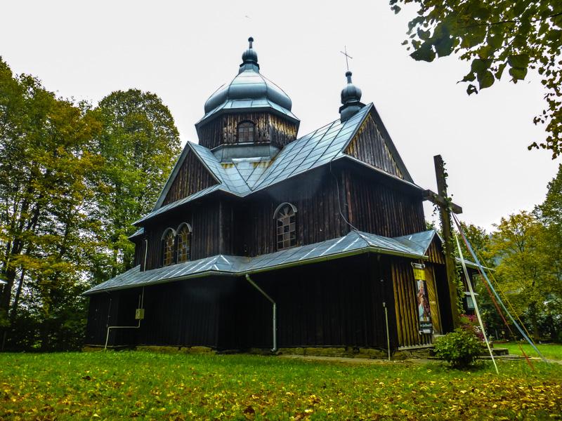 cerkwie bieszczady
