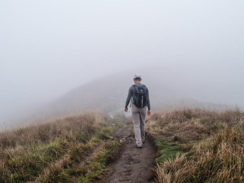 mgła bieszczady