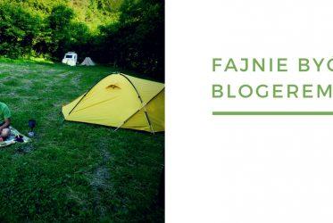 fajnie być blogerem