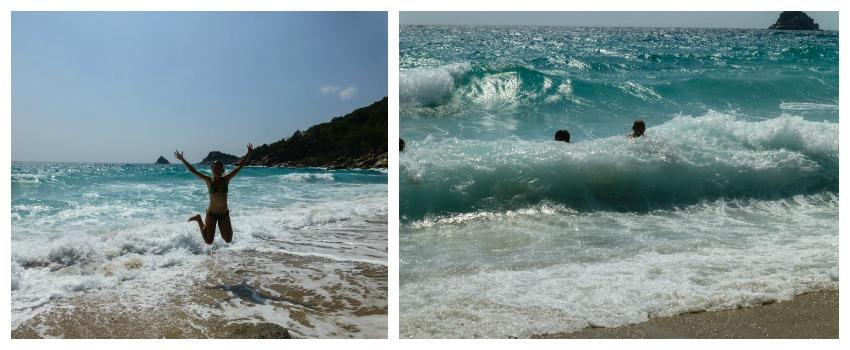 ao leuk plaża