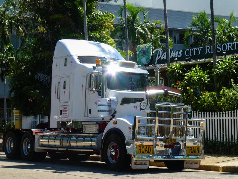 australia transport zwiedzanie