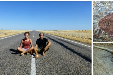 australijski outback zwiedzanie