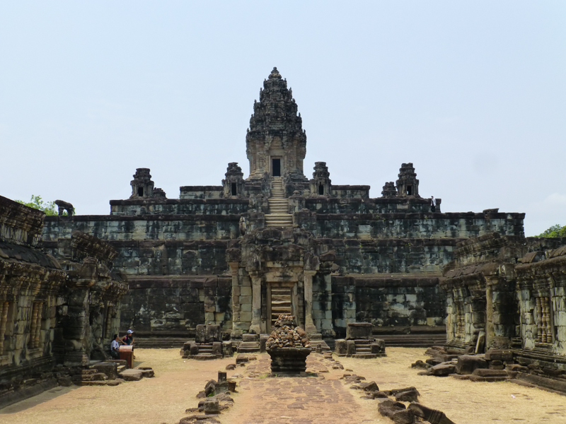 bakong kambodza