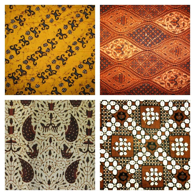 batik wzory