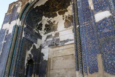 blekitny meczet tabriz