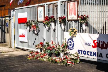 brama stoczni gdansk