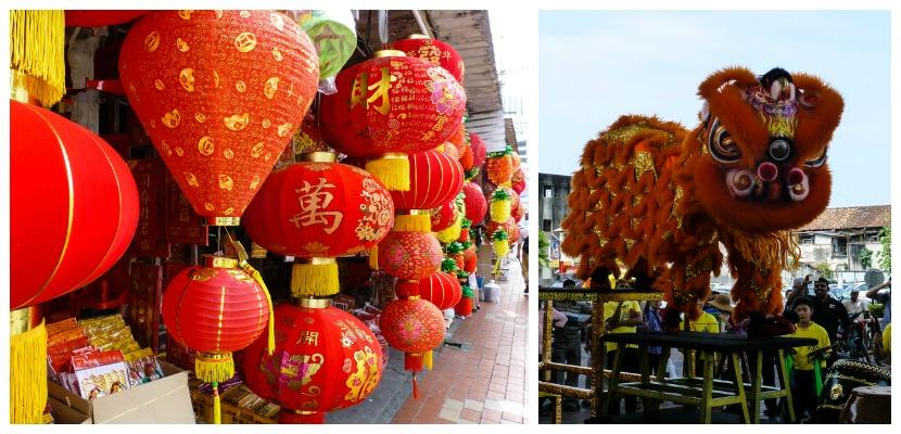chinski nowy rok w georgetown