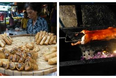 chinskie jedzenie bangkok