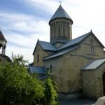 Bez zwiedzania paru kościołów nie ma dobrej wycieczki, więc i u nas zdjęcia dwóch z nich.