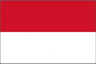 indonezja flaga