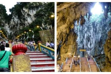 jaskinia batu caves