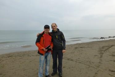 morze kaspijskie raszt