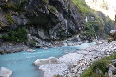 mosty na drodze annapurna
