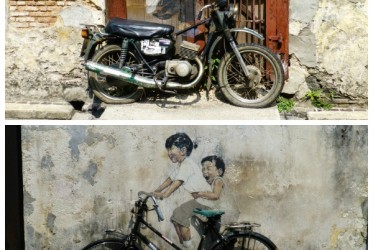 murale rowery georgetown