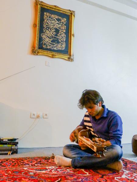 muzykalni iranczycy