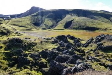 W Landmannalaugar szlaków pieszych i rowerowych jest zatrzęsienie, każdy znajdzie coś dla siebie.