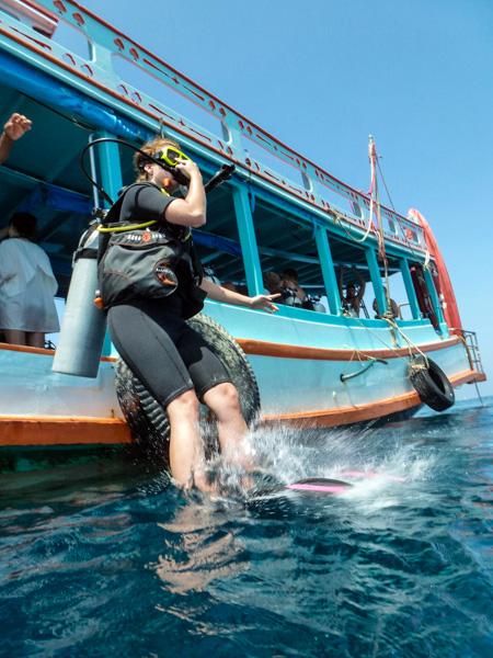 nurkowanie tajlandia