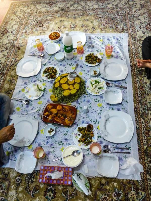 obiad iran