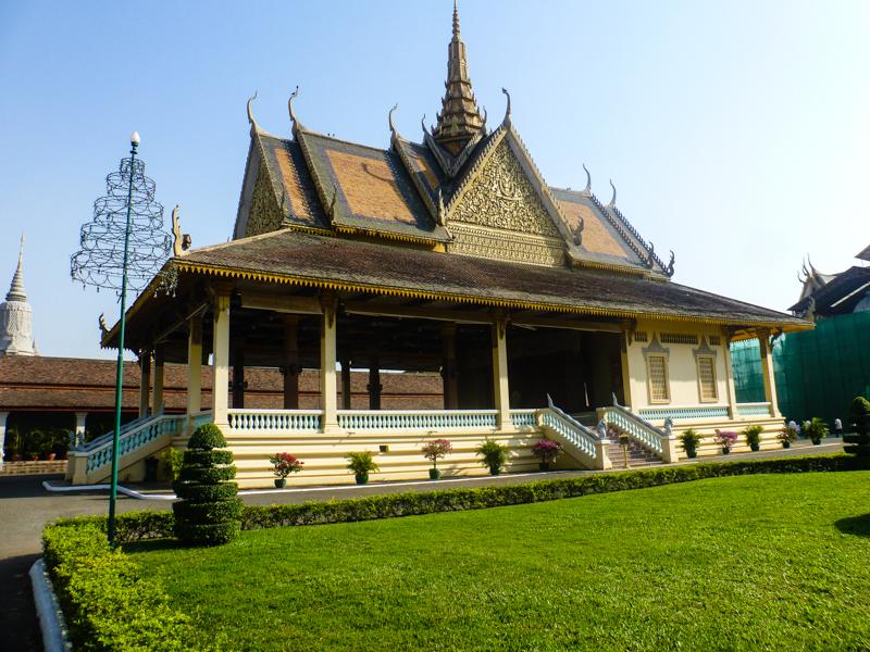 pałac krolewski phnom penh